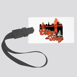 City by the Bay Luggage Tag