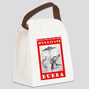 HURRICANE BUBBA - GOES TO OZ? Canvas Lunch Bag