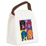 KIMSHOP Canvas Lunch Bag