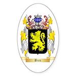 Birn Sticker (Oval 50 pk)