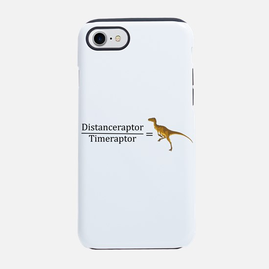 Velociraptor Math iPhone 7 Tough Case