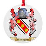 Birmingham Round Ornament