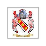 Birmingham Square Sticker 3