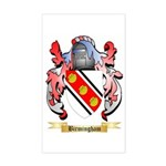Birmingham Sticker (Rectangle)