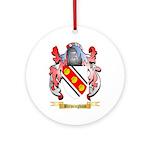 Birmingham Ornament (Round)