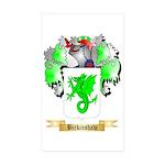 Birkinshaw Sticker (Rectangle 50 pk)