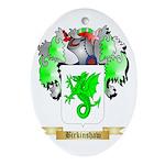 Birkinshaw Ornament (Oval)