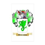 Birkenshaw Sticker (Rectangle 50 pk)