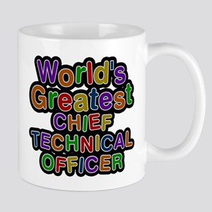 Worlds Greatest CHIEF TECHNICAL OFFICER Mugs