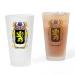 Birenzweig Drinking Glass