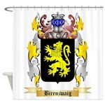 Birenzwaig Shower Curtain