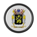 Birenzwaig Large Wall Clock
