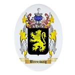 Birenzwaig Ornament (Oval)