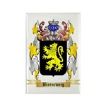 Birencweig Rectangle Magnet (100 pack)