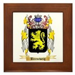 Birencweig Framed Tile