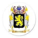 Birenbach Round Car Magnet