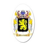 Birenbach 35x21 Oval Wall Decal
