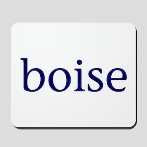 Boise Mousepad
