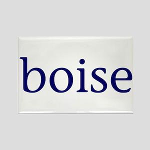 Boise Rectangle Magnet