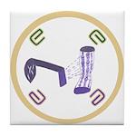 Tile Coaster - Parasite Removal