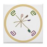 Tile Coaster - Nail Fungus Relief