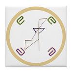 Tile Coaster - EndotoxinDetox_Microorganisms