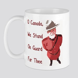 Stand on Guard for Thee! Mug