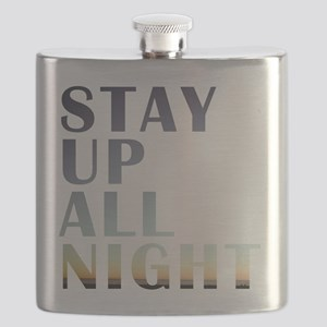 stay up all night Flask