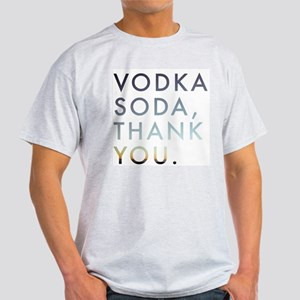 voda soda, thank you T-Shirt