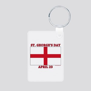 St.Georges Day Keychains