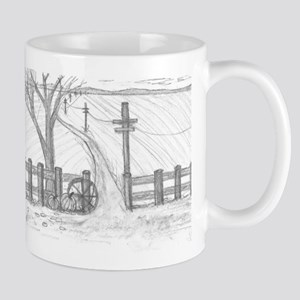 country road Mugs