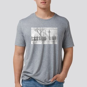 country road Mens Tri-blend T-Shirt