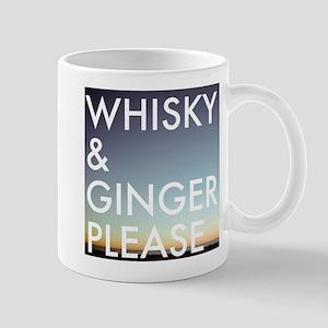 whisky and ginger, please Mug