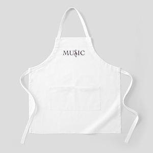 MUSIC BBQ Apron