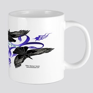 Triple Crow Celtic Knot Large Mugs