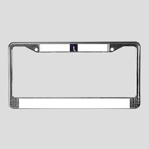 Flamingo TP Holder License Plate Frame