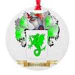 Bircumshaw Round Ornament
