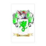 Bircumshaw Sticker (Rectangle)