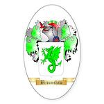 Bircumshaw Sticker (Oval 10 pk)