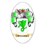 Bircumshaw Sticker (Oval 50 pk)