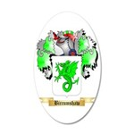 Bircumshaw 35x21 Oval Wall Decal