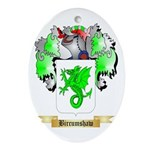 Bircumshaw Ornament (Oval)
