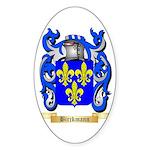 Birckmann Sticker (Oval)