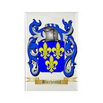 Birchental Rectangle Magnet (100 pack)