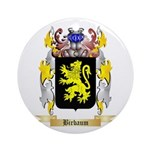 Birbaum Ornament (Round)