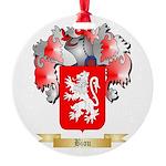 Biou Round Ornament