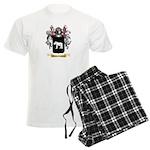 Binyaminovich Men's Light Pajamas