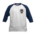 Binyaminovich Kids Baseball Jersey