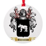 Binyaminov Round Ornament