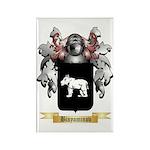 Binyaminov Rectangle Magnet (100 pack)